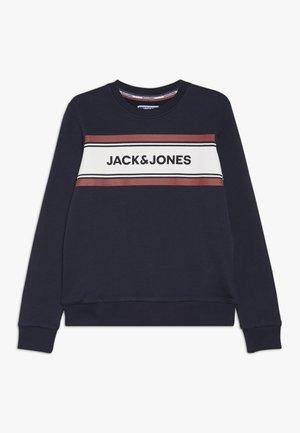 JORNEWSHAKEDOWN CREW NECK - Sweatshirt - navy blazer
