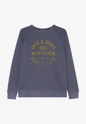 JJE WASHED CREW NECK  - Sweater - navy blazer