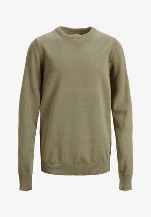 Sweater - dusky green