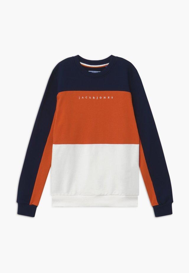 JORPRO CREW - Sweatshirt - burnt ochre