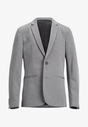 JPRSTEVEN - Veste de costume - light grey melange