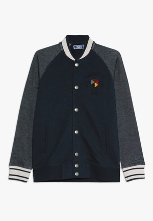 JPRCARTER BOMBER JUNIOR - Mikina na zip - navy blazer