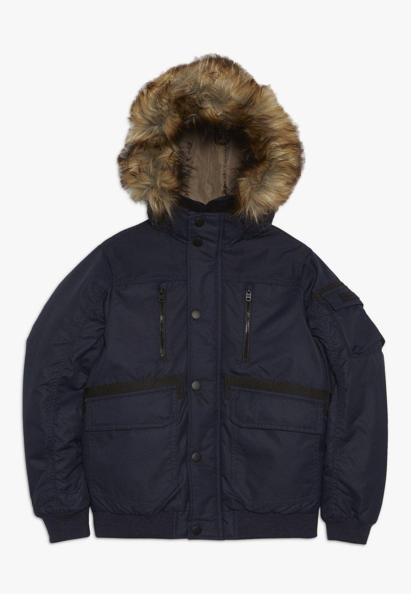 Jack & Jones Junior - JCOGLOBE JUNIOR - Winter jacket - sky captain