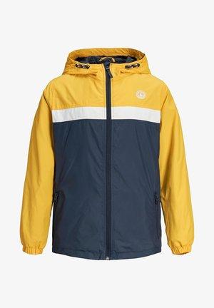 Light jacket - yolk yellow