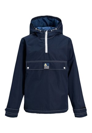 JACK & JONES JUNIOR JACKE JUNGS ANORAK - Blouson - navy blazer