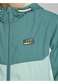 Jack & Jones Junior - Light jacket - north atlantic - 4
