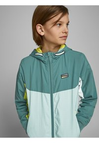 Jack & Jones Junior - Light jacket - north atlantic - 3