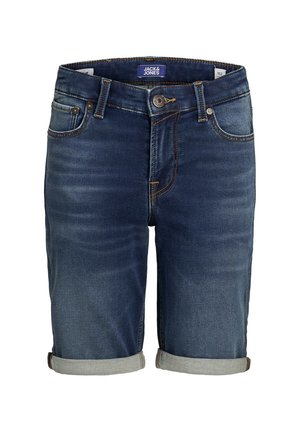 JEANSSHORTS JUNGS - Denim shorts - blue denim
