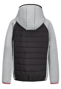 Jack & Jones Junior - KAPUZEN - Jas - light grey melange - 1