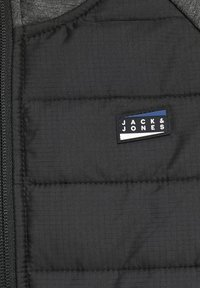 Jack & Jones Junior - KAPUZEN - Jas - black - 2
