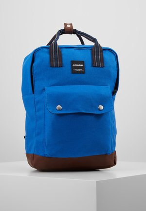 JACSQUARE CONTRAST BACKPACK JUNIOR - Batoh - victoria blue