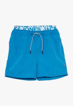 JJIARUBA SWIMSHORTS  - Shorts da mare - blue aster
