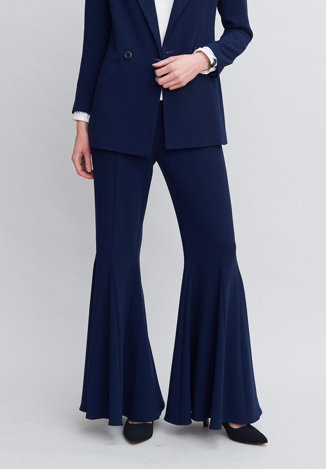 VEGAS  - Trousers - navy