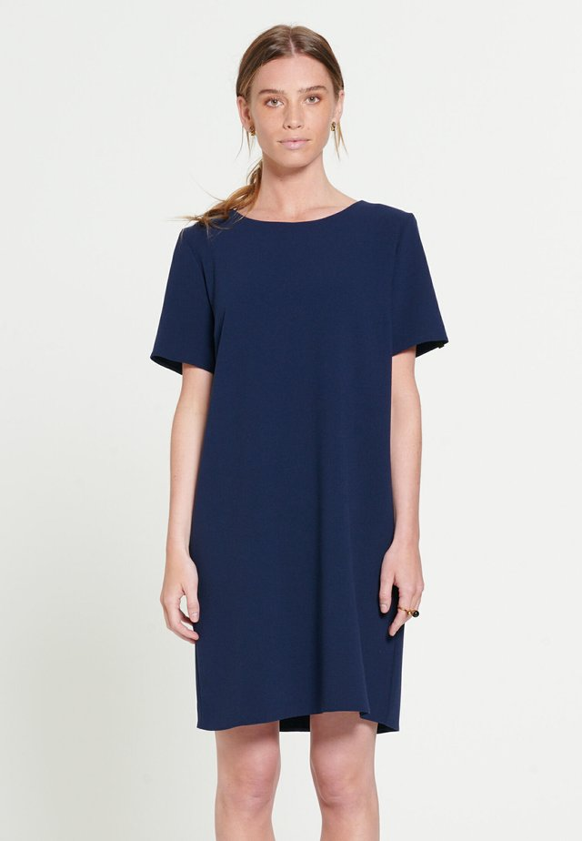 BELLA - Day dress - navy