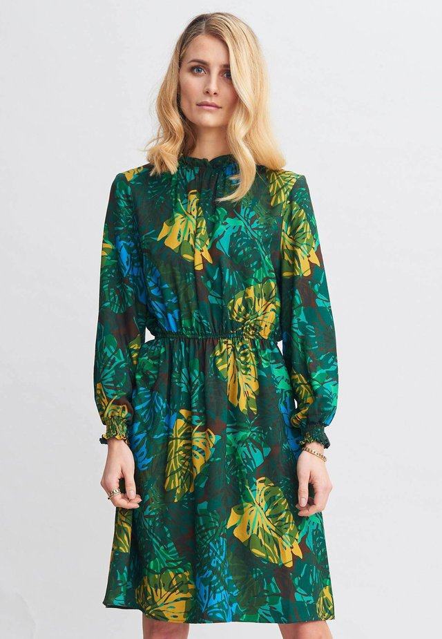 ADA - Day dress - green