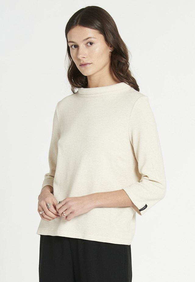 ALIDE - Long sleeved top - off-white