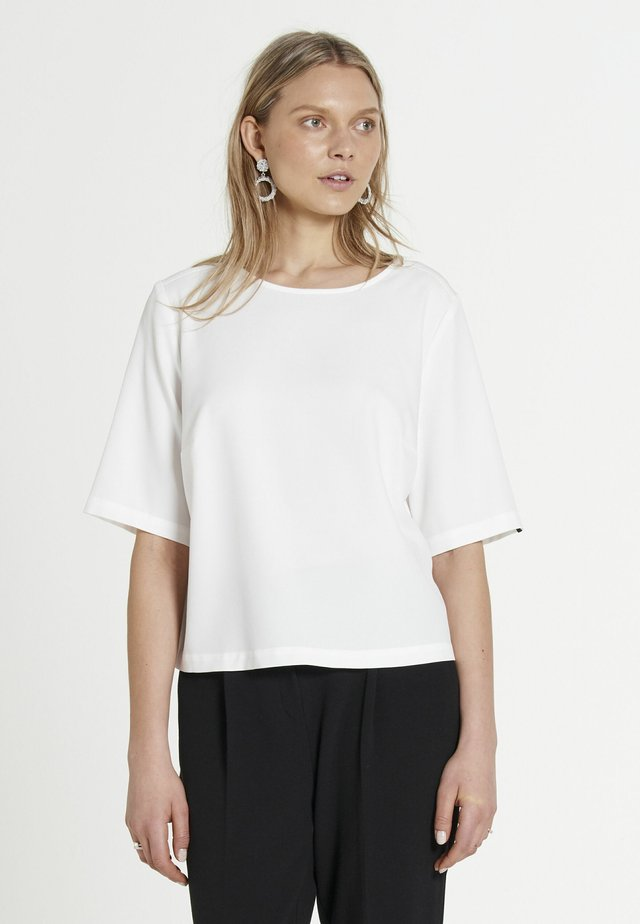 PAPIN MAROCAIN - Blouse - offwhite