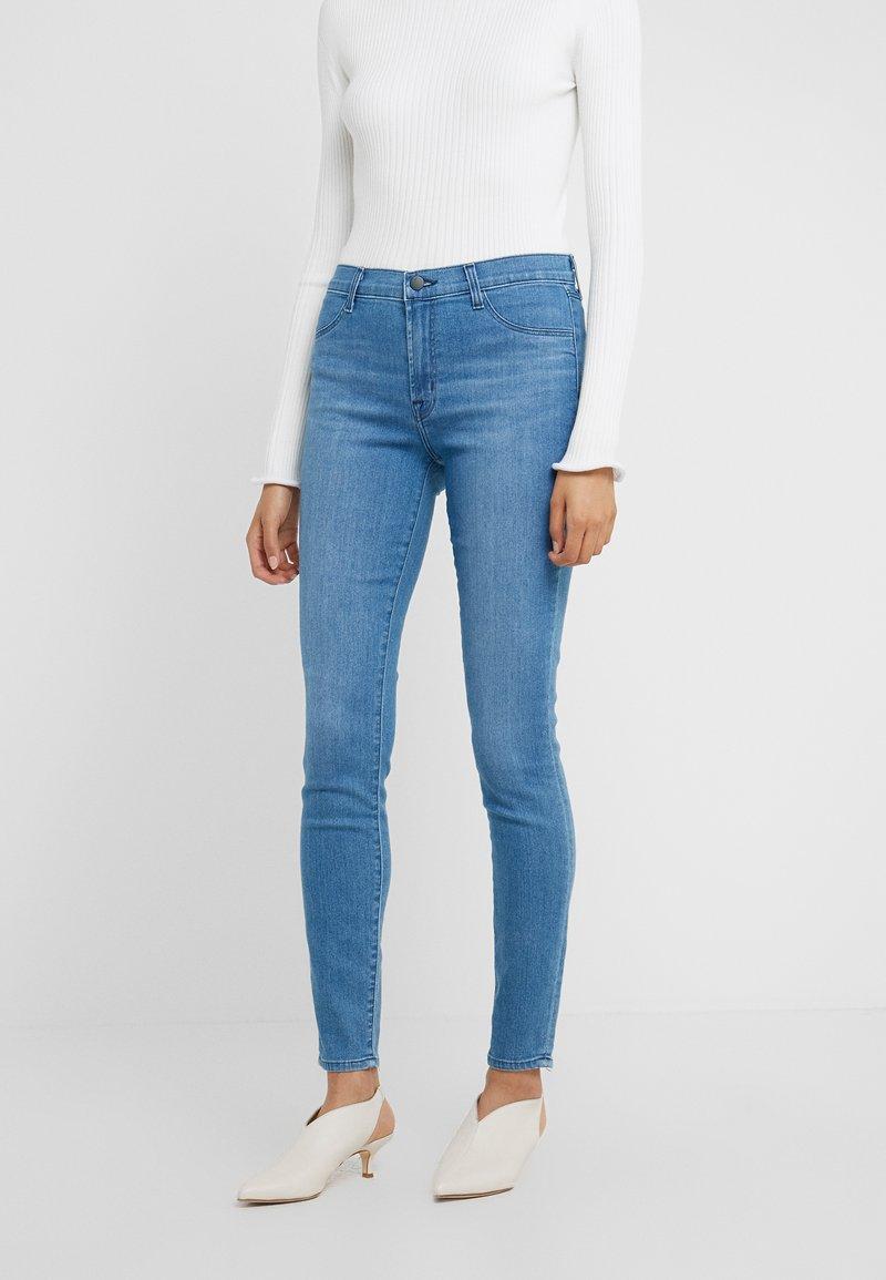J Brand - MID RISE JEGGING - Jeans Skinny Fit - pathos