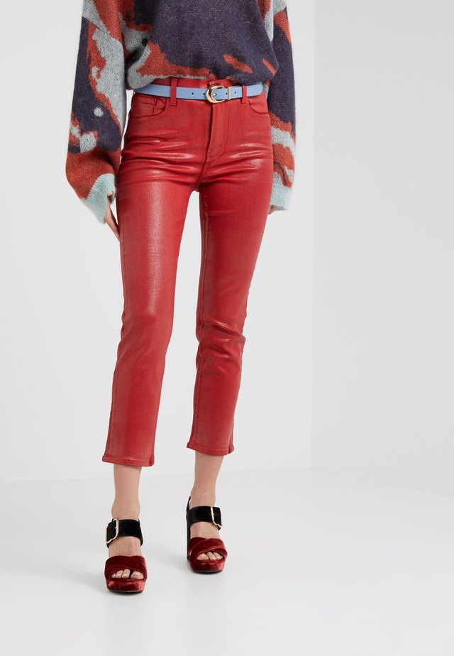RUBY HIGH RISE CROP CIGARETTE - Jeans Skinny Fit - phenomena