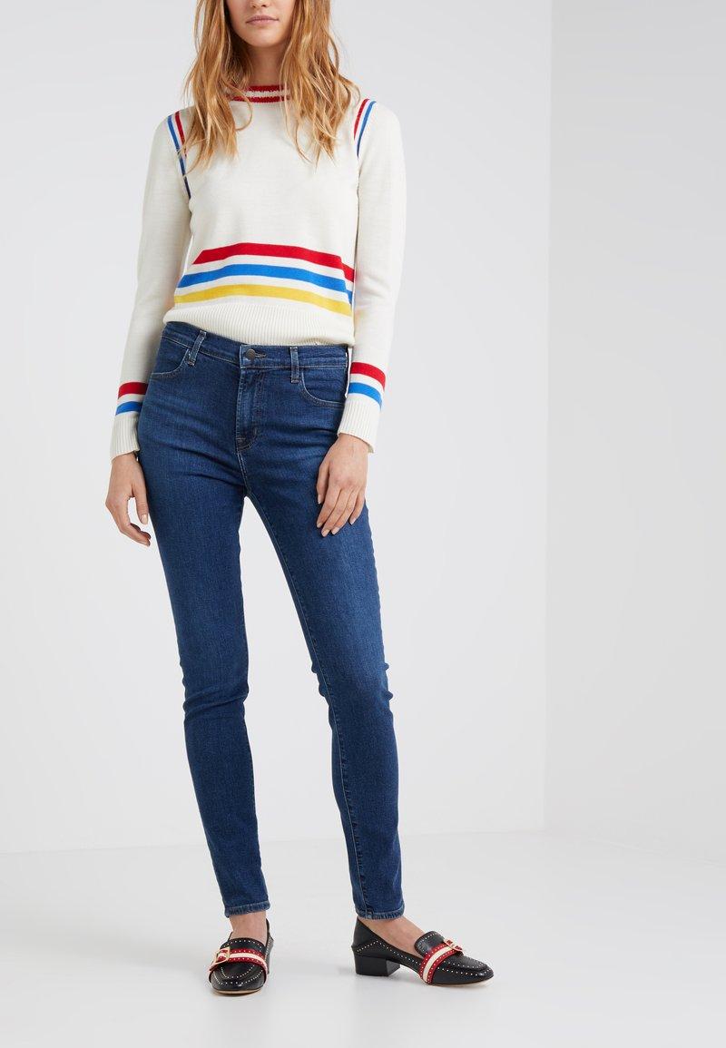 J Brand - MARIA - Jeans Skinny Fit - moral