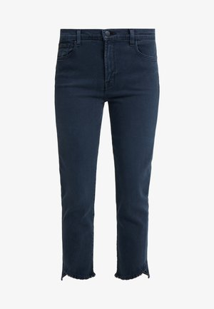 RUBY CROP CIGARETTE - Straight leg jeans - resistance