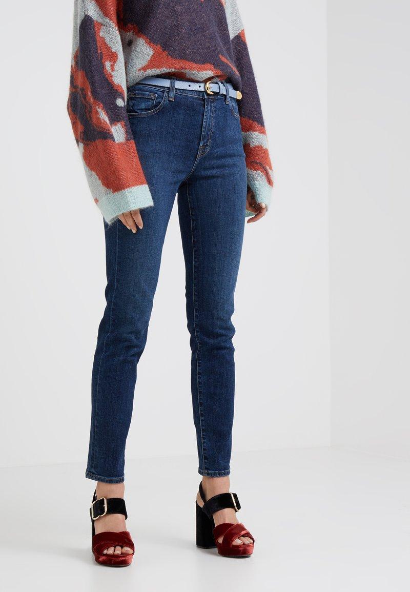 J Brand - RUBY CROP HIGH RISE CIGARETTE - Straight leg jeans - reprise