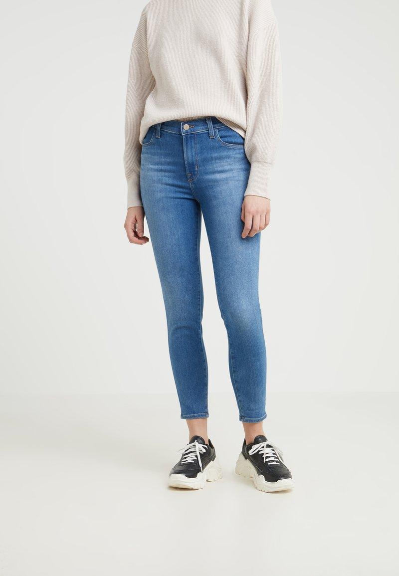 J Brand - ALANA HIGH RISE   - Skinny džíny - blue denim