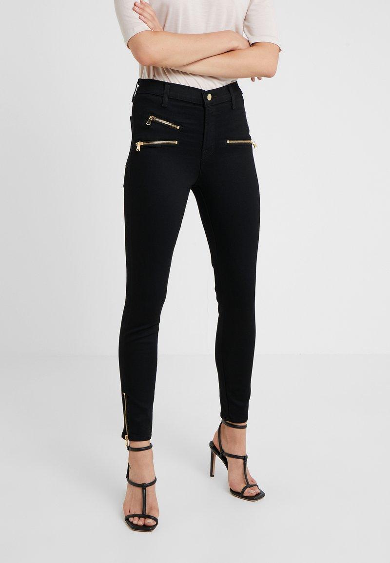 J Brand - ZIPPER ALANA - Jeans Skinny Fit - vendetta