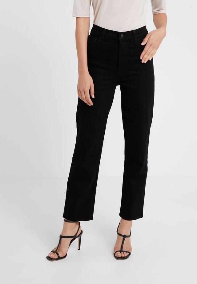 JULES HIGH RISE STRAIGHT - Straight leg jeans - hustle