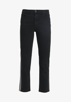 RUBY HIGH RISE CROP CIGARETTE - Jeans straight leg - rapid