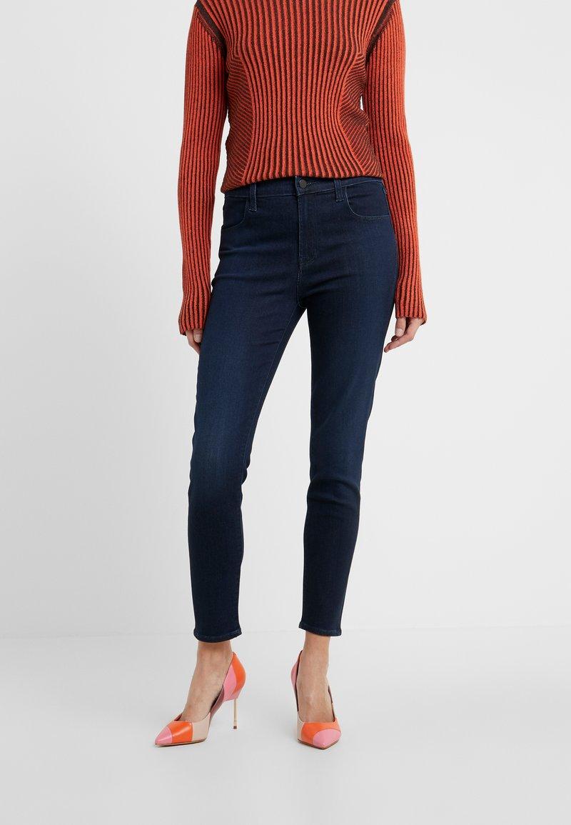 J Brand - ALANA CROPPED PANT - Jeans Skinny - chroma