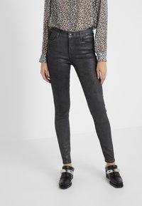 J Brand - MARIA - Jeans Skinny Fit - silver lament - 0