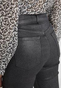 J Brand - MARIA - Jeans Skinny Fit - silver lament - 4
