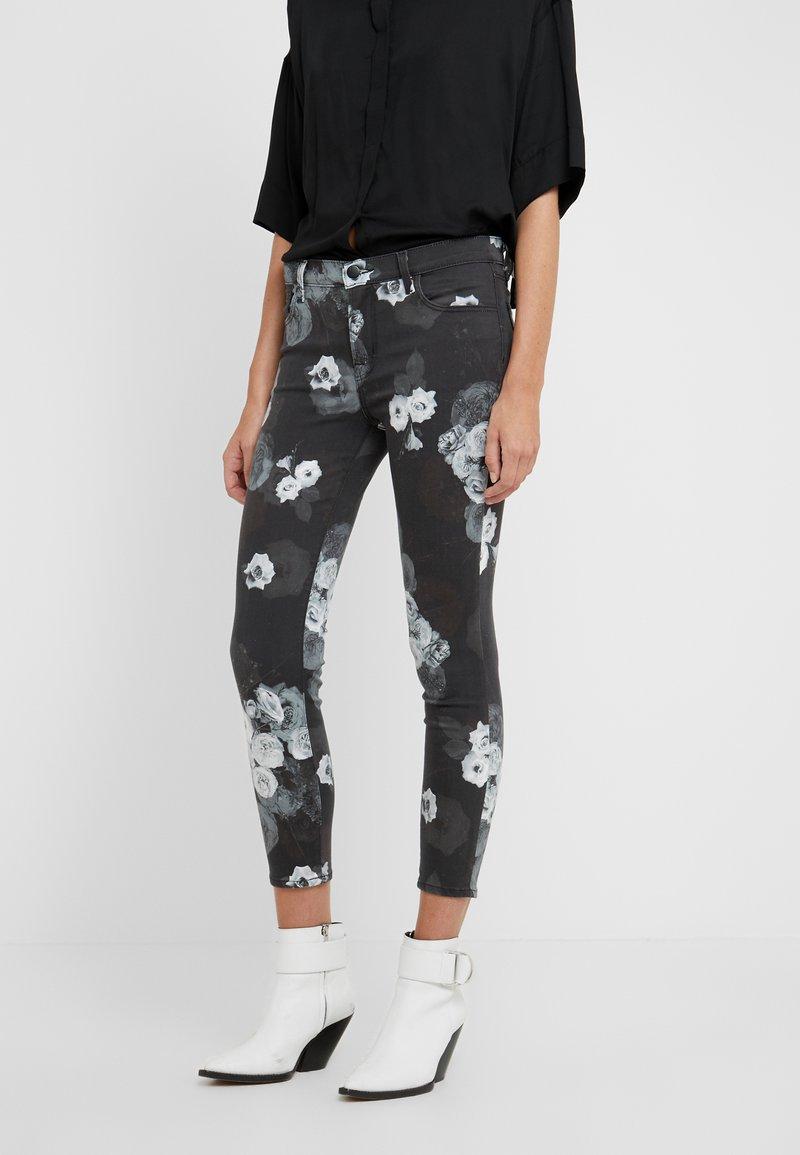 J Brand - Jeans Skinny Fit - noir