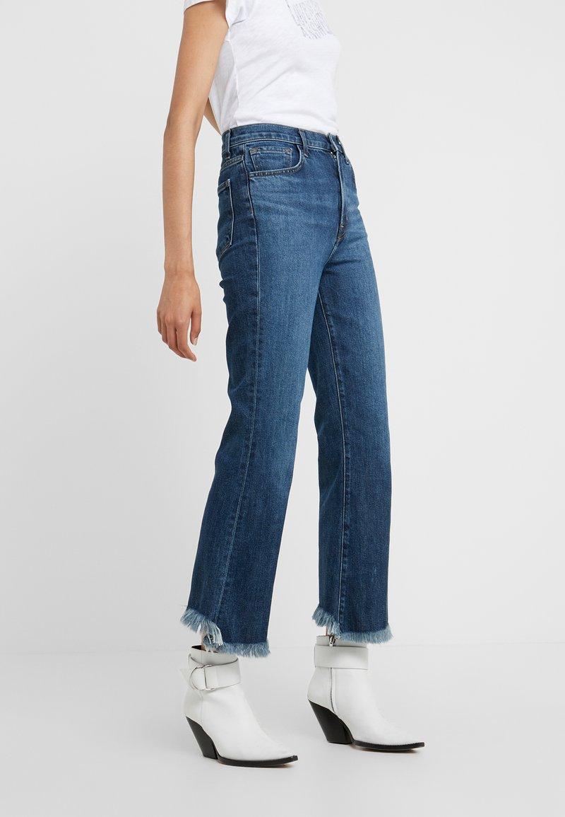 J Brand - JULIA HIGH RISE - Jeans straight leg - romance
