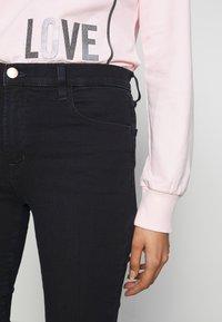 J Brand - MARIA HIGH RISE LEG POCKETS - Jeans Skinny Fit - blue sette - 5