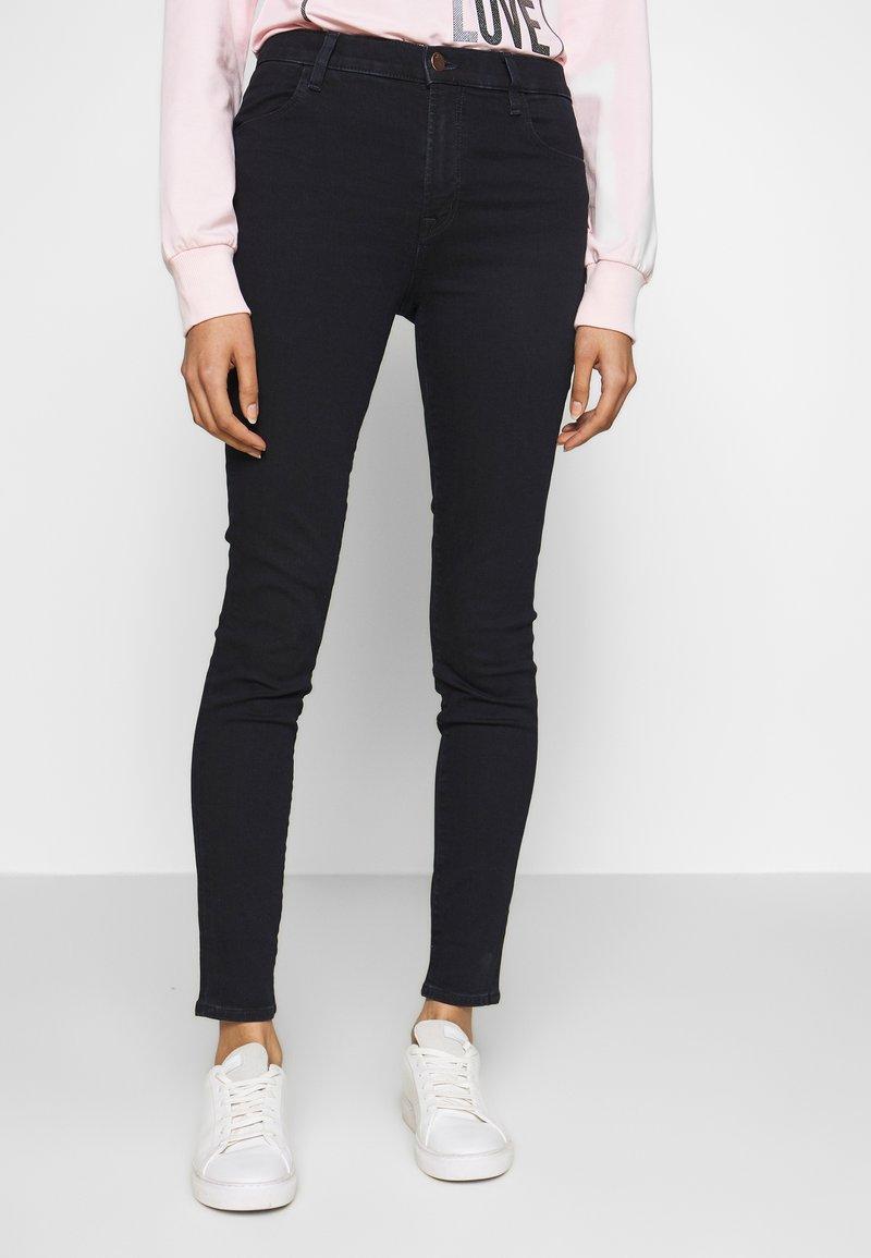 J Brand - MARIA HIGH RISE LEG POCKETS - Jeans Skinny Fit - blue sette