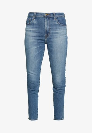 LEENAH HIGH RISE - Skinny džíny - blue denim