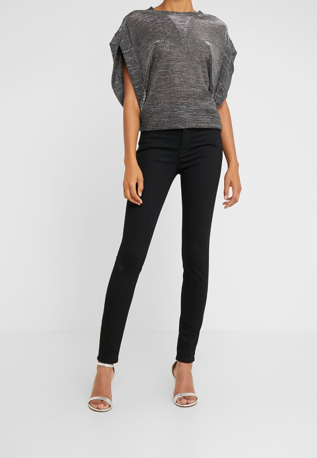 MARIA HIGH RISE POCKETS - Jeans Skinny - vanity