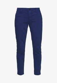 J Brand - PAZ SLIM TAPER MID RISE - Bukser - indigo gloss - 4