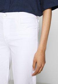 J Brand - ADELE RISE - Jeans Straight Leg - white - 5