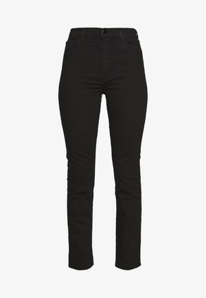 RUBY HIGH RISE CROP CIGARETTE - Jeans Straight Leg - vanity