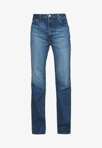J Brand - RUNWAY HIGH RISE BOOT - Jeans Bootcut - blue denim - 3