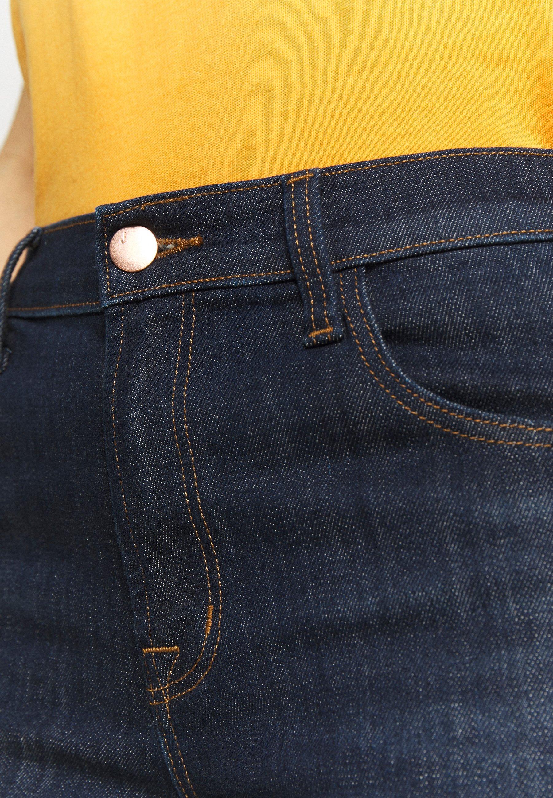 J Brand MARIA HIGH RISE  - Jeansy Skinny Fit - blue denim