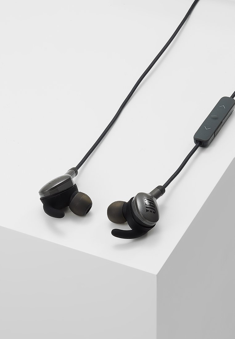 JBL - EVEREST WIRELESS IN EAR HEADPHONES - Headphones - gun metal