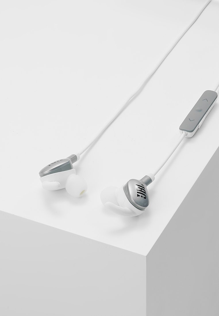 JBL - EVEREST WIRELESS IN EAR HEADPHONES - Auriculares - silver-coloured