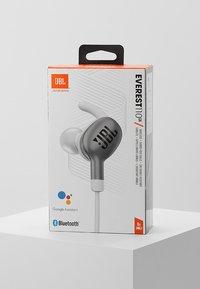 JBL - EVEREST WIRELESS IN EAR HEADPHONES - Headphones - silver-coloured - 3
