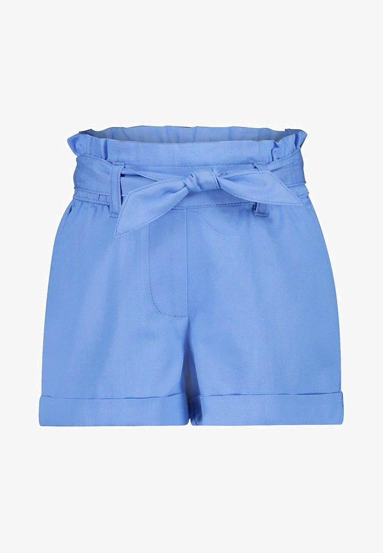 JBC - MIT BINDEBAND HEIDI - Shorts - blue