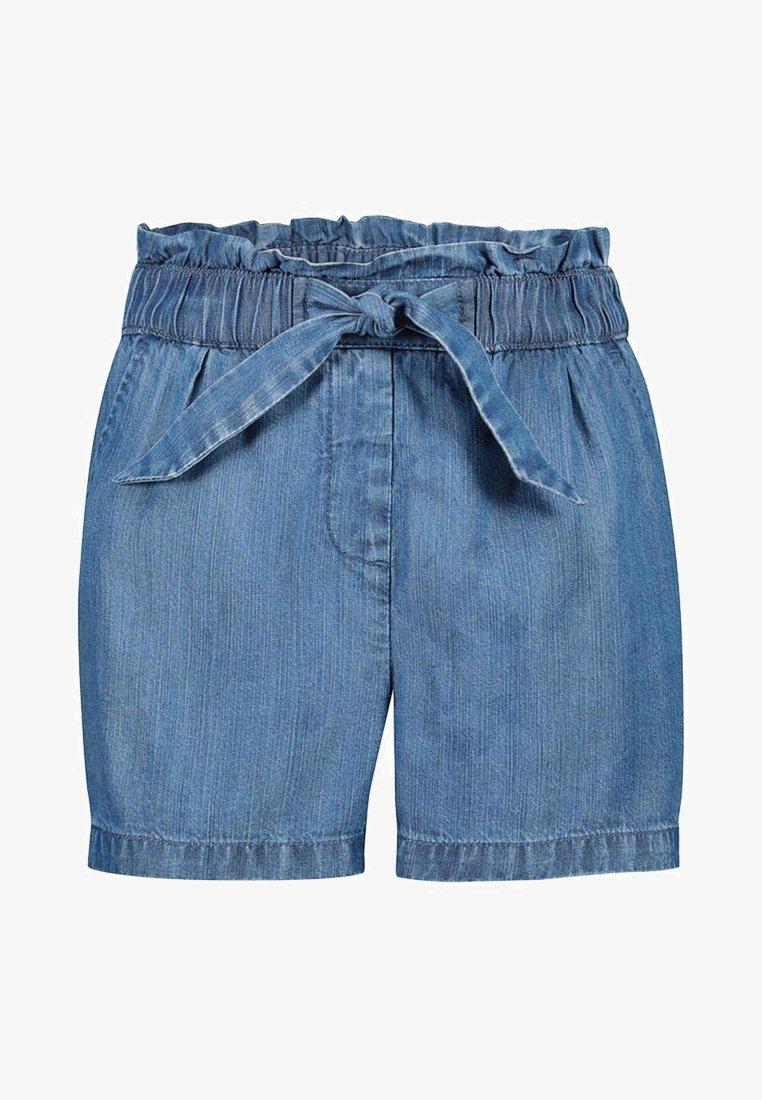 JBC - Denim shorts - blue