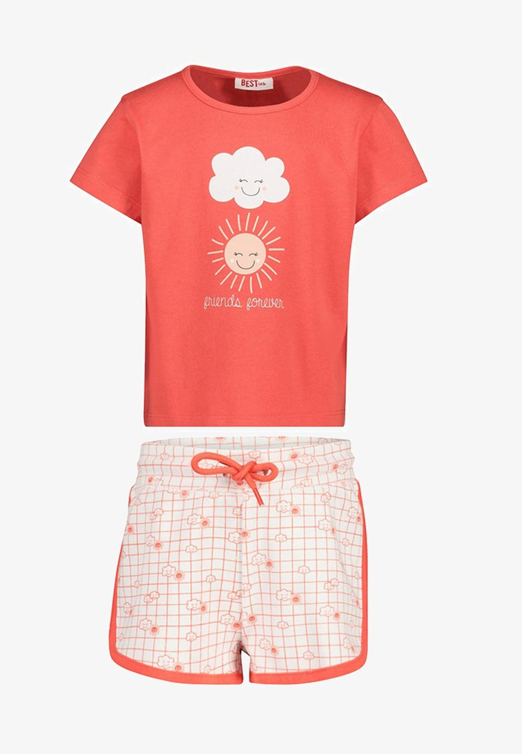 JBC - SET  - Shorts - red